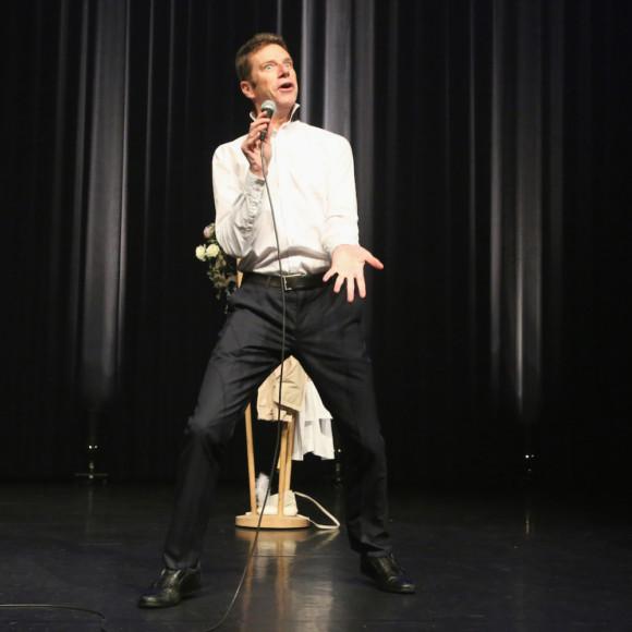 Humor: Walter Baele 'No Man Show'