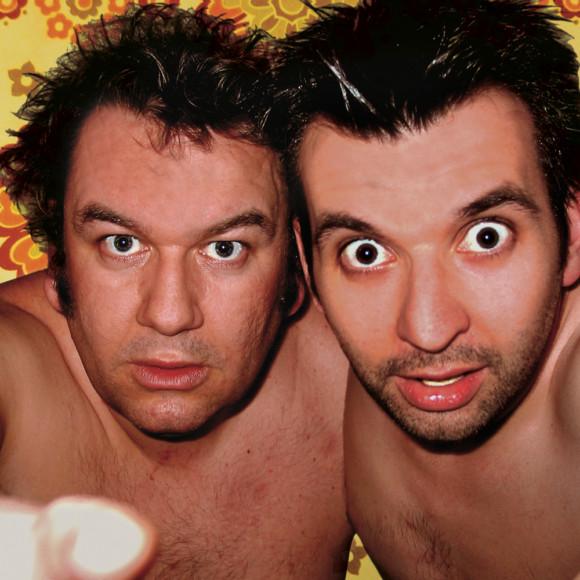 Muziek: Wim Opbrouck & Ron Reuman 'TV-tunes KNT Revisted'