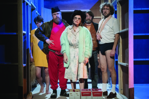 Theater: COMPAGNIE CECILIA DE BROERS GEBOERS