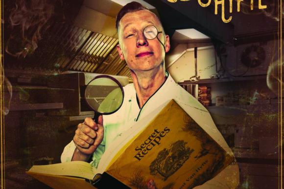 Comedy: JOOST VAN HYFTE KEUKENGEHEIMEN
