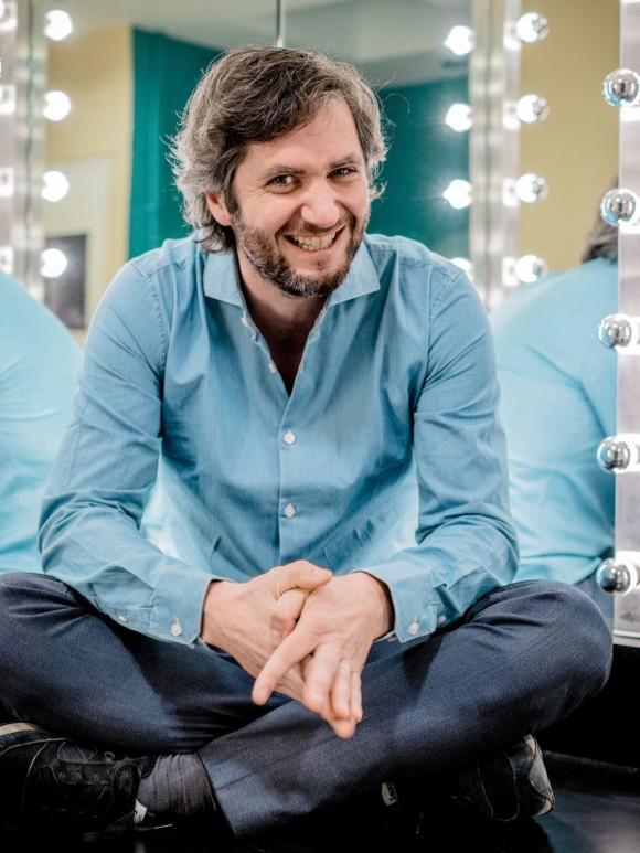 THEATERLEZING:  LIEVEN SCHEIRE TRY-OUT ARTIFICIËLE INTELLIGENTIE