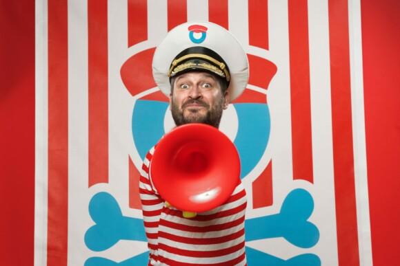 KAPITEIN WINOKIO 'Zomer en zee tournee' –  <br/>VM voorstelling: 10u30