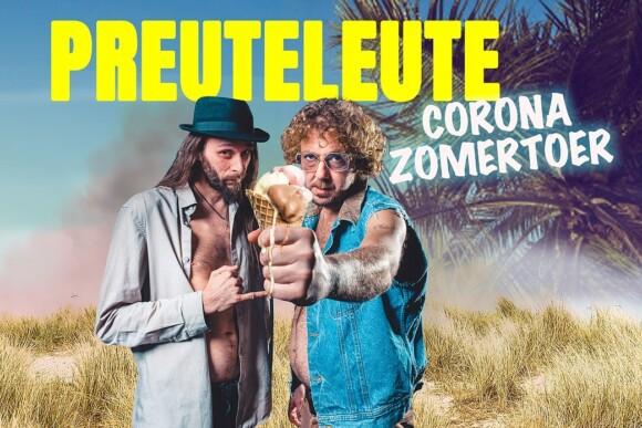 PREUTELEUTE – corona zomertoer | ZITTEND CONCERT
